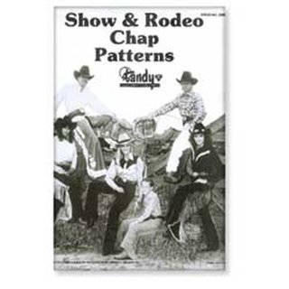 Show & Rodeo Chap Muster Paket