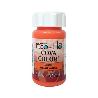 Eco-Flo Cova Color - Orange