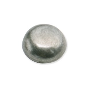 Rundnieten 10 mm Antik Nickel