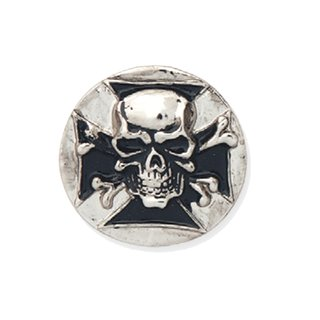 Skull Shield Concho