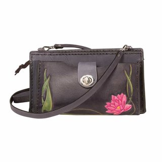 Erica Crossbody Geldbörse Kit