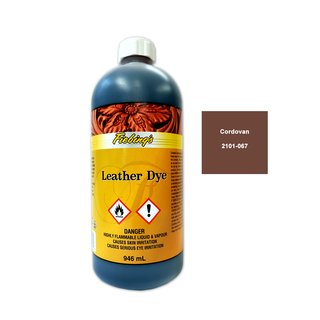 Fiebings Leather Dye - Cordovan - 946 ml