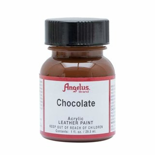 Angelus Acryl Farbe Chocolate Brown